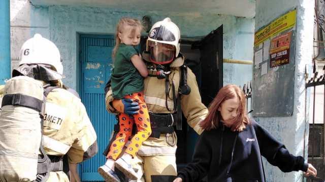 Спасение детей из огня в Костанае. Новые подробности