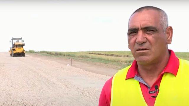 Видео: Новые дороги появятся в нескольких населённых пунктах Костанайскай области