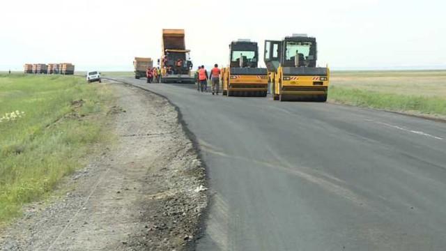 Как изменится участок дороги от Рудного до моста через Аят