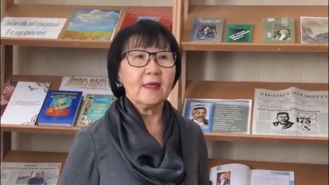 Проблемой издания классиков казахской литературы озабочены в Костанае
