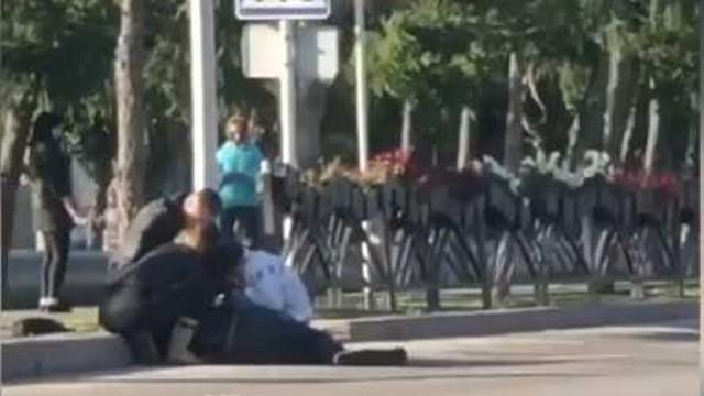 Сбитый на пешеходном переходе мужчина скончался в Костанае