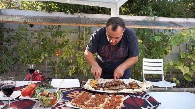 Армянский классический шашлык. Рецепт от Жоржа