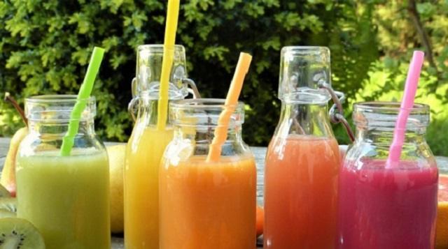 Какие напитки помогут похудеть и вывести из организма токсины