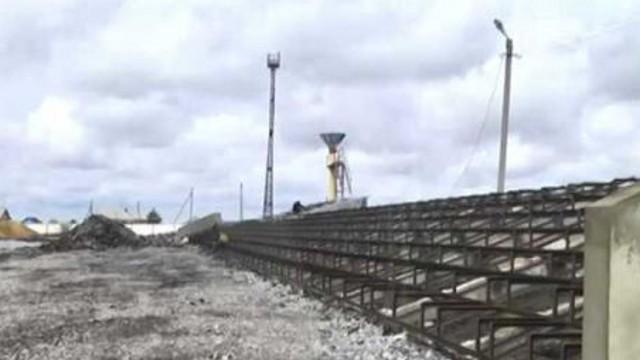 На один современный стадион станет больше в Костанайской области