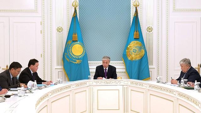 Касым-Жомарт Токаев подписал ряд законов