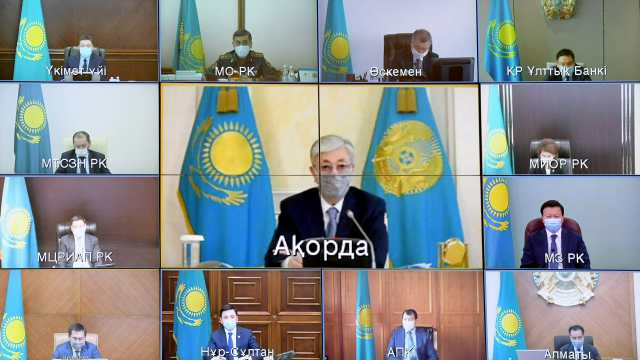 Президент Казахстана рассказал о нарушениях в объектах здравоохранения