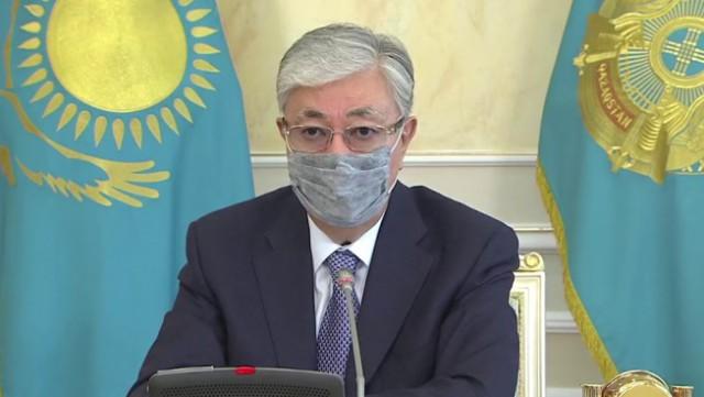Токаев обратился к жителям Казахстана