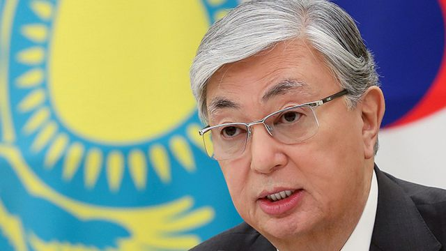 Касым-Жомарт Токаев обратился к народу Казахстана