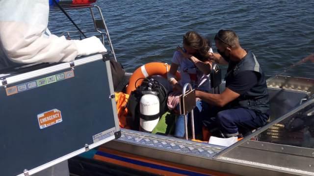 «Заплыла за буйки»: Женщина едва не утонула в Костанае