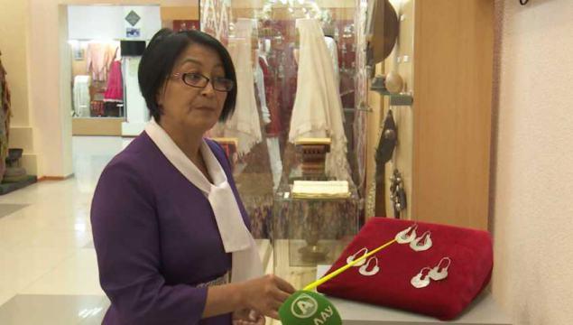 Коллекцию национальных казахских изделий из серебра XIX-XX веков можно посмотреть воочию и онлайн в музее Костаная