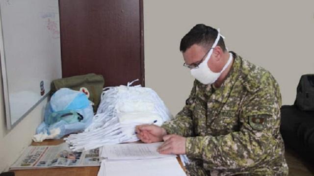 В воинской части в Кокшетау обнаружен коронавирус