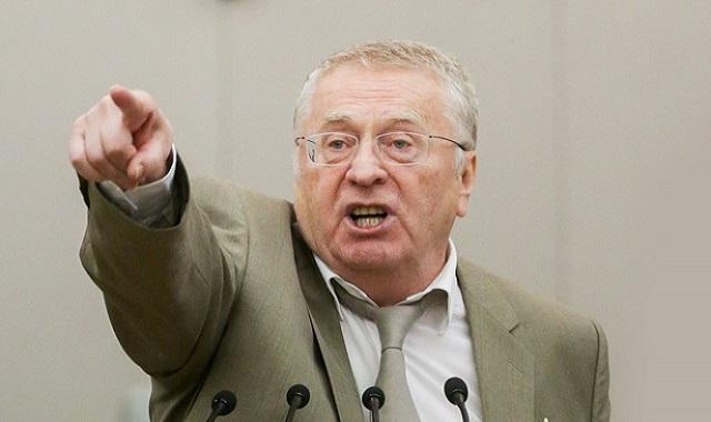 Владимир Жириновский предрек России белорусский сценарий