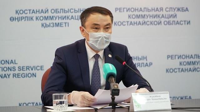 Бывший заместитель акима области Марат Жундубаев перешел на работу в администрацию президента Казахстана