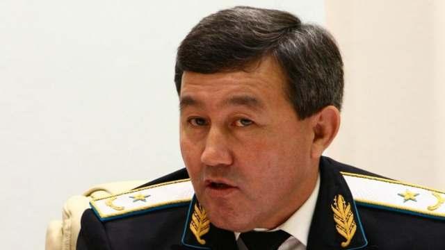 Бывший прокурор Костанайской области Амирхан Аманбаев вышел на свободу