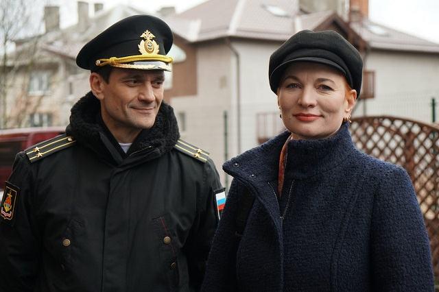 Андреевский флаг 15 Серия Первый канал 2020