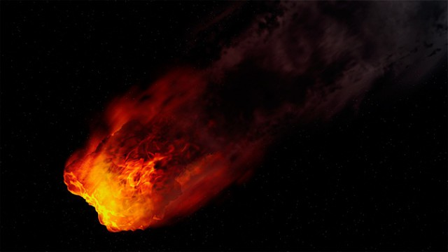 К Земле приближается огромный астероид — NASA