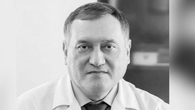 Скончался главный травматолог Казахстана Нурлан Батпенов