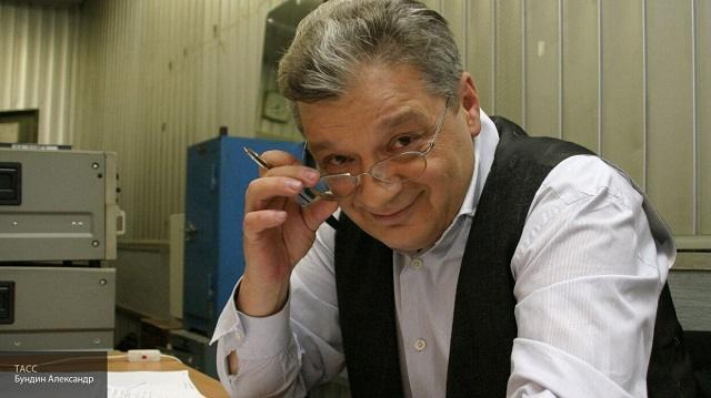 Умер ведущий прогноза погоды на НТВ Александр Беляев