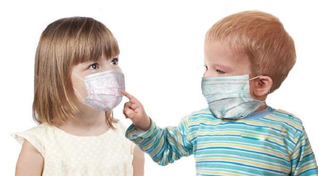 Для кого из детей опасен «британский» штамм коронавируса