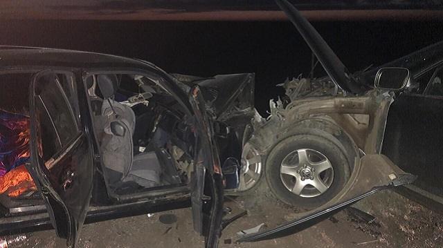 Cтрашное ДТП в Карагандинской области унесло жизни двоих людей