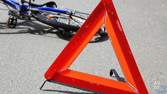 ДТП в Костанае: На проезжей части сбит велосипедист