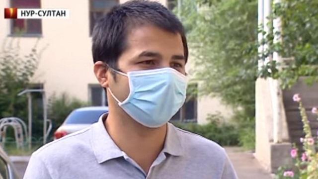 Без документов: Молодой казахстанец просит отозваться всех, кто его знает