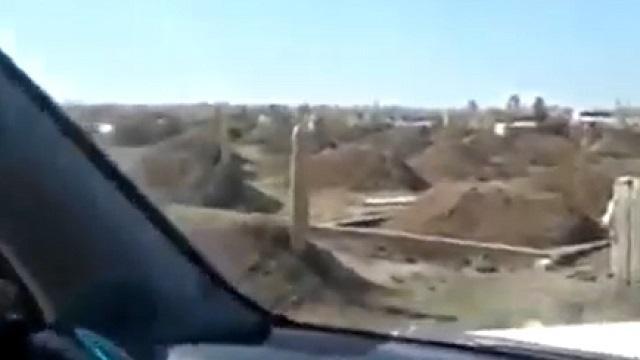 Массовые похороны в Казахстане: где было снято видео
