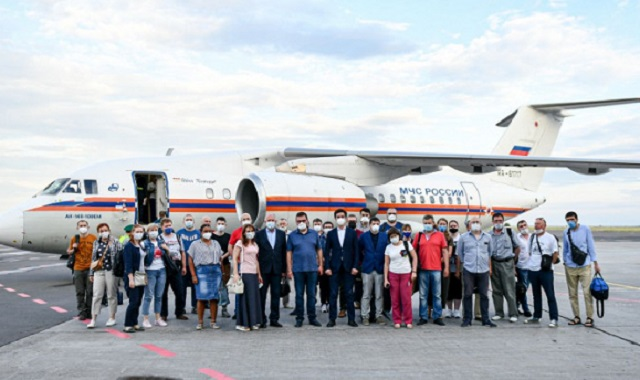 Куда направят прибывших на помощь казахстанцам российских врачей?