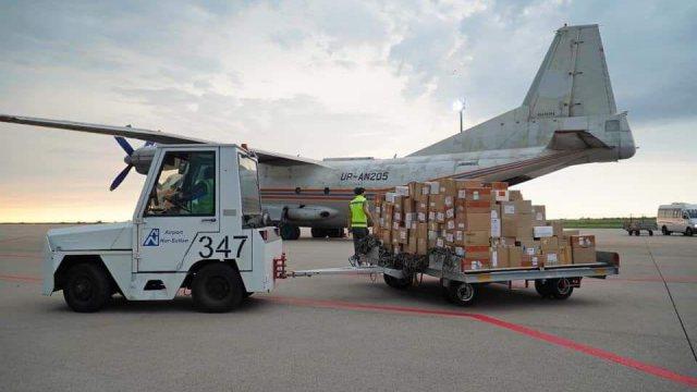 Лекарства для лечения больных коронавирусной инфекцией и пневмонией доставили в Нур-Султан