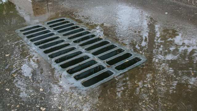 Как в Костанае решается больной вопрос с ливневыми канализациями