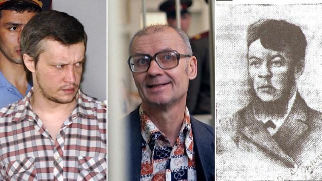 Душители, садисты, извращенцы. Самые страшные маньяки России