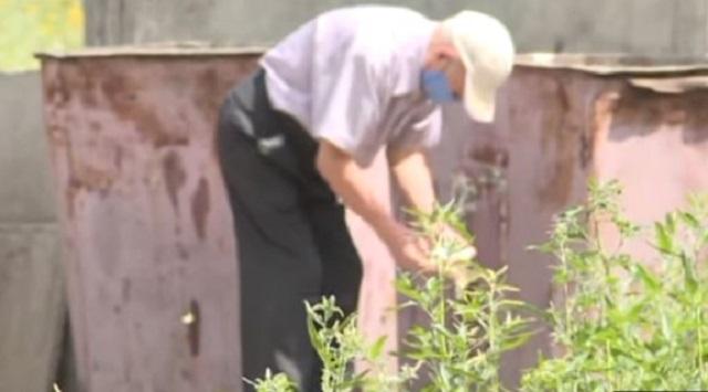 «Раздавил череп»: Мусоровоз наехал на пенсионера во дворе многоэтажки