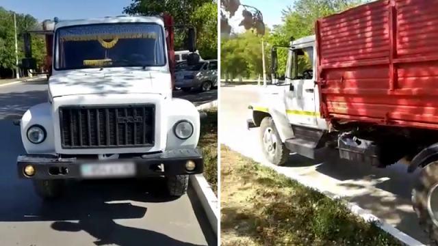 Житель Житикары заявил, что его умершего отца приехали забирать на мусоровозе