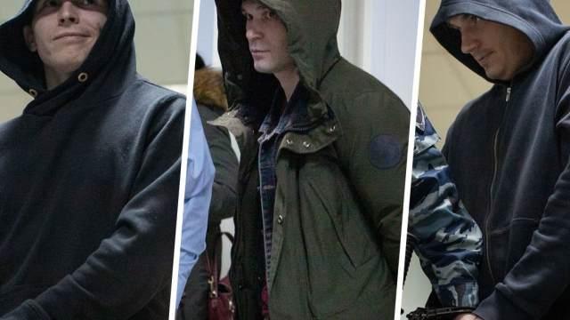 Вынесен приговор уволенным из полиции насильникам, поиздевавшимся над студенткой из Казахстана в Екатеринбурге