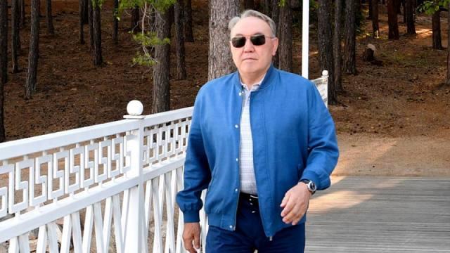 Нурсултан Назарбаев вылечился от коронавируса