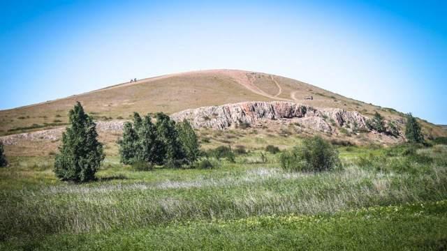 Новый Аркаим? Загадочное поселение найдено у границы с Казахстаном