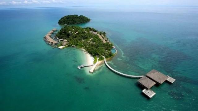 Богачи скупают острова, чтобы спрятаться от пандемии коронавируса