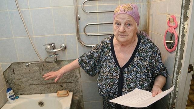 Как пенсионерка из Костаная оказалась обманута при ремонте ванной комнаты