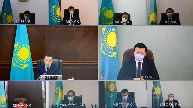 О возможном роспуске правительства сказал Касым-Жомарт Токаев