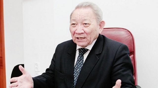 От коронавируса скончался известный химик и профессор Едил Ергожин
