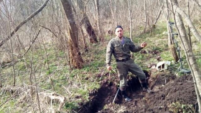 Останки солдата из Казахстана времен Второй мировой войны найдены в России