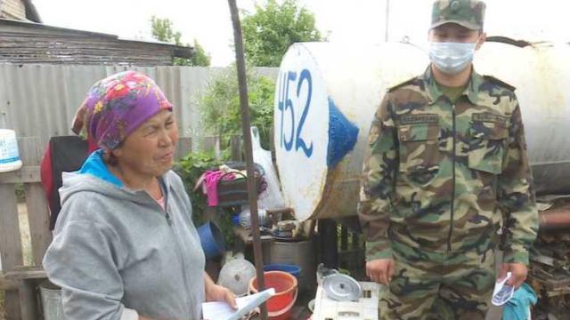 Рейды по дачам усилят спасатели Костанайской области