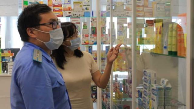 В 46 аптеках были в продаже наркотические и психотропные вещества