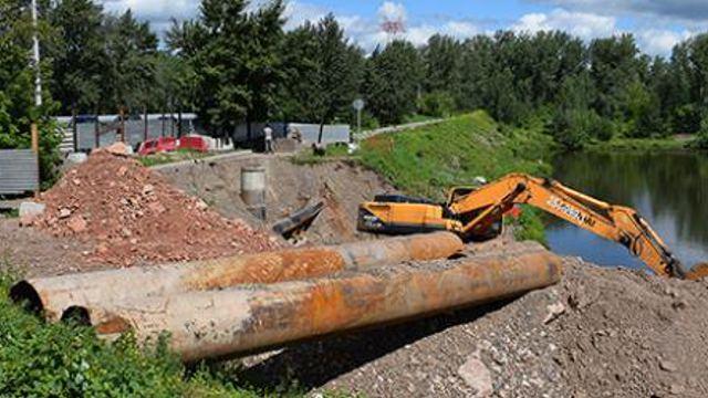 В селе Докучаево Алтынсаринского района сделают капитальный ремонт дамбы