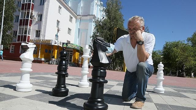 «Ферзь — это наша медицина»: Шахматисты Костаная сравнили игру и коронавирус