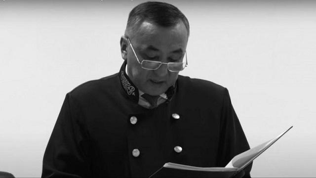 В Алматы умер судья, рассматривавший дело об убийстве Дениса Тена