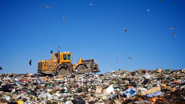Экскурсию на мусорный полигон провели в Костанайской области
