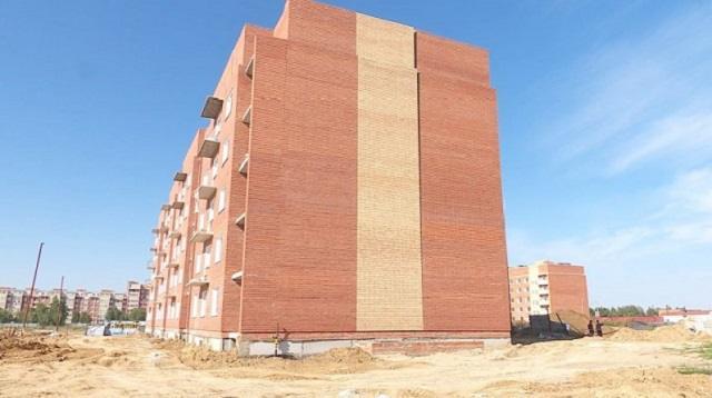 В суде Костаная слушается дело о разрушении двух пятиэтажек в новом микрорайоне «Юбилейный»