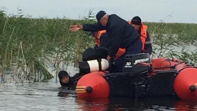 57-летний рыбак утонул на глазах у внука в СКО