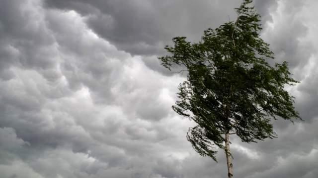 Штормовое предупреждение на 26 июля объявили в Костанайской области